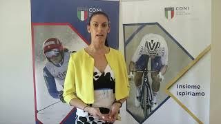 """Gabriella Bascelli al Seminario """"Women, Leadership & Sport"""""""