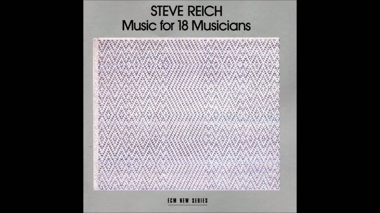 the music works of steve reich Steve reich is a modern american classical composer who challenged the common conception of classical music this lesson will explore what makes his music truly revolutionary steve reich - a .