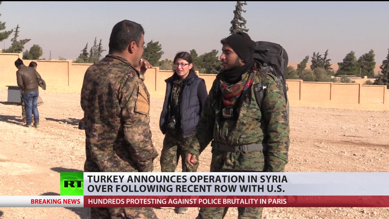 'Euphrates Shield' complete: Turkey announces op in Syria over following recent row with US