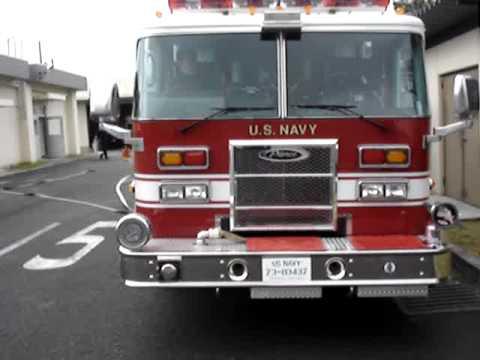 Fire Engine MP3 Horn & Beacon Part2