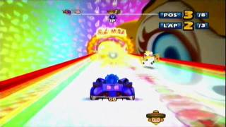 Xbox 360: Sonic & SEGA All Stars Racing Gameplay Part 2 (HD)