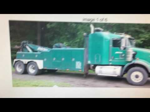 Good Used Tow Truck For Sale-Quiring Towing