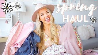 HUGE SPRING TRY-ON HAUL ✨ nasty gal haul perfect for festivals + more!