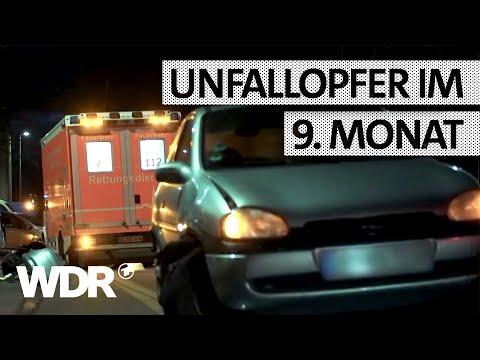 Feuer & Flamme | Verkehrsunfall mit einer hochschwangeren Frau | WDR