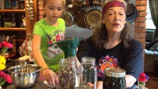 Red Clover Infusion with Susun Weed and Monica Jean