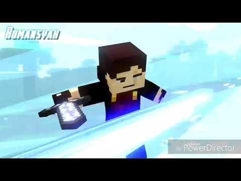 AMV - 4brother Animation Romansyah ( Minecraft Indonesia)