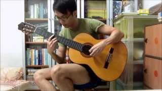 Ký Ức Ngọt Ngào (Thủy Tiên) - guitar arrangement