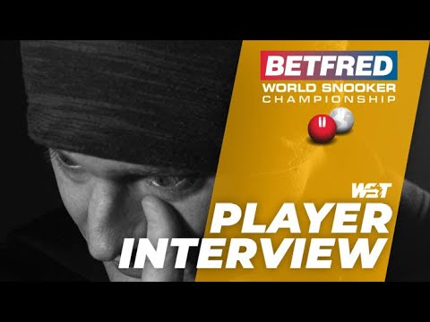 Neil ROBERTSON Opens Up Ahead Of Betfred World Championship 𝚁𝚎𝚌. 𝟸𝟸/𝟶𝟹/𝟸𝟷