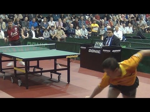 BEST MOMENTS TABLE TENNIS FULL VERSION Russian Club Championships Table Tennis