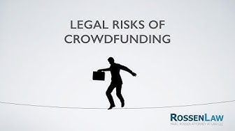 Legal Risks of Crowdfunding