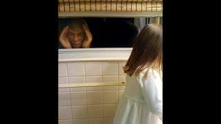 ragazzo spaventoso continua a guardarmi attraverso la mia finestra... (AIUTO)