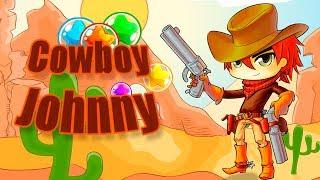 Cowboy Johnny Bubble Shooter