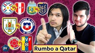 ELIMINATORIAS QATAR 2022 CONMEBOL | FECHA 1| PREDICCIÓN Y ANÁLISIS