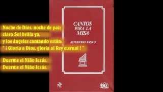 Noche de Dios (Noche de paz) - (Música: Franz Gruber. Armonización y arreglos: José Pagán)