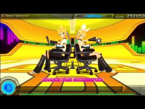 Project DIVA F -- Remote Controller (Normal - First Time Play)