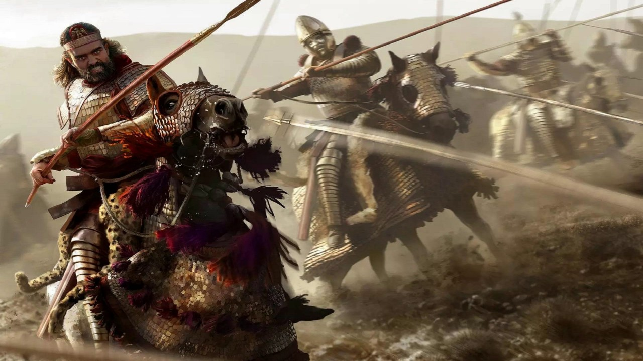 Warriors Of Ahura (Total War: Attila OST)