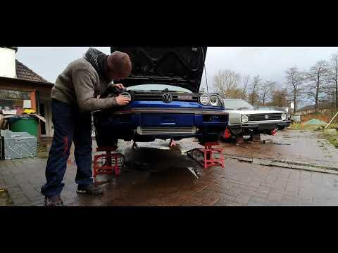Projekt VW Golf 3 20 Jahre Edition GTI / Golf 3 Vr6 Turbo Umbau Teil 15