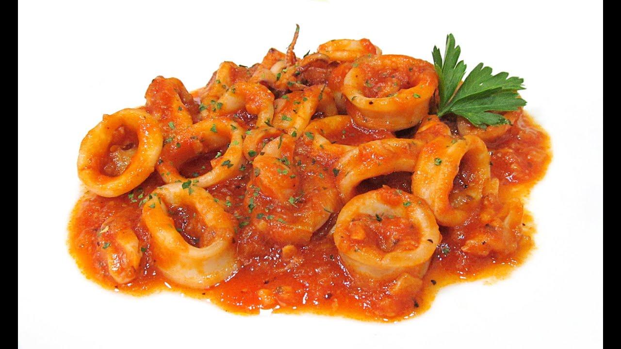 salsa calamares