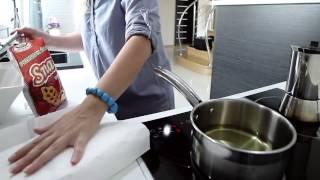 Рецепт изготовления хвороста Spolem Snack