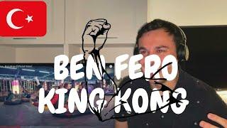 Italian Reaction to Ben Fero - Babafingo []   BEN FERO KING KONG 🦍🦍🦍 Resimi