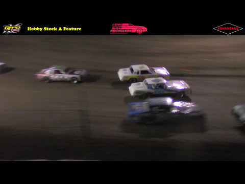 Hobby Stock -- 5/5/17 -- Rapid Speedway