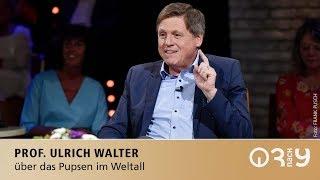 Die Herausforderungen für Astro-Alex und pupsen im All // Prof. Ulrich Walter bei 3nach9