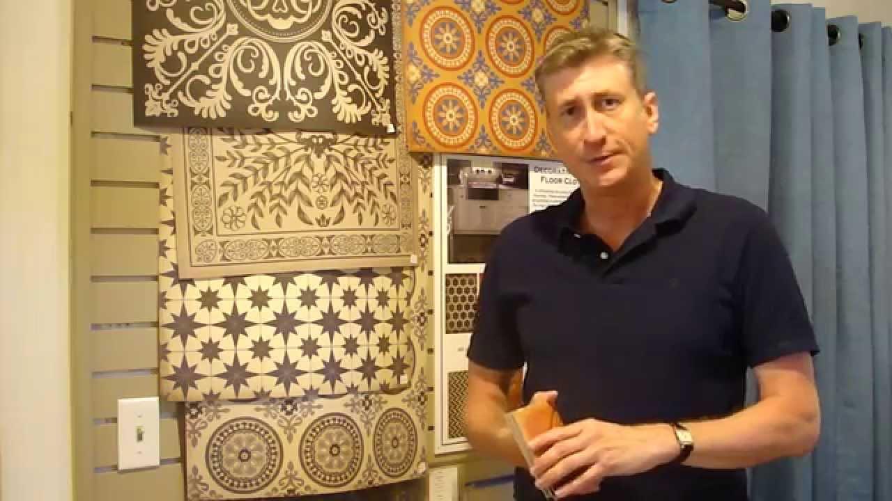 vintage decorative vinyl floor cloths at pura vida home decor