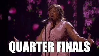 Kechi Okwuchi America's Got Talent 2017 Quarter Finals|GTF