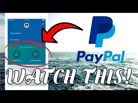 How to send money to paypal without credit card