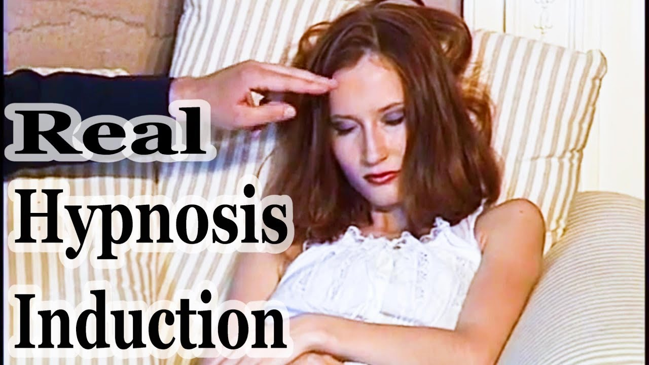 Real hypnosis induction 21