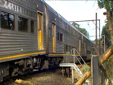 Blue Mountains Trains City Rail 41