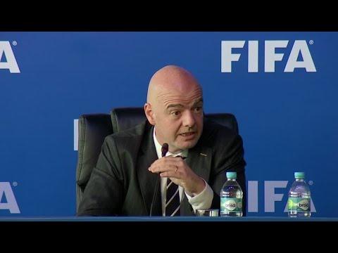 الفيفا يجيز استئناف المباريات الرسمية المتوقفة في العراق منذ التسعينات  - 11:23-2018 / 3 / 20