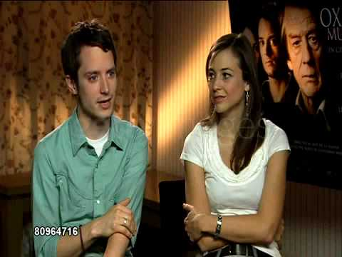 "Elijah Wood ""Oxford Murders"" interview"