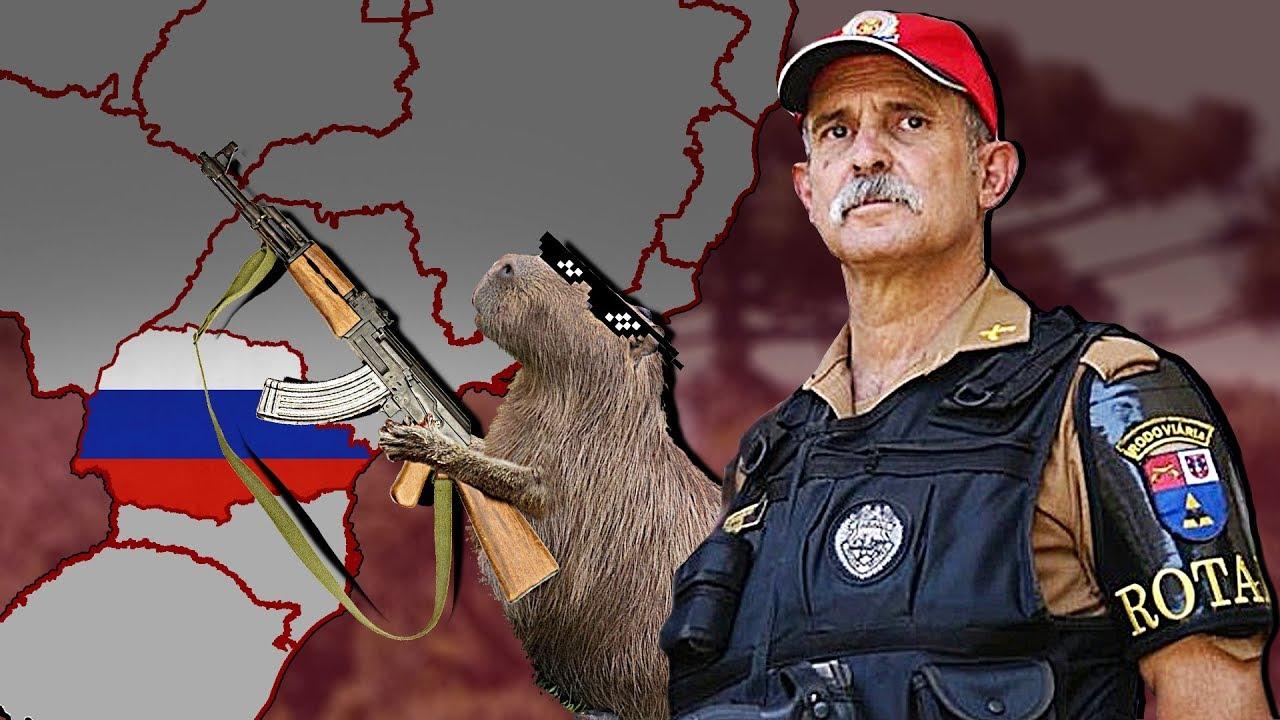 Resultado de imagem para Russia brasileira