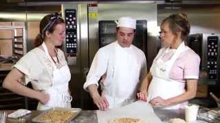 Erin McKenna, Brooks Headley, and Christina Tosi Make Vegan Gluten-Free Pies: Part 2 of 3