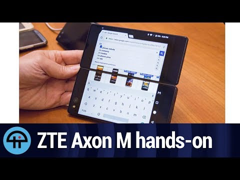 Hands-on with the ZTE Axon M