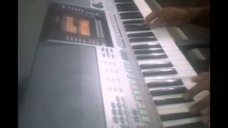 Do Pal Ruka VeerZara on Yamaha Keyboard S910 Piano Instrumental