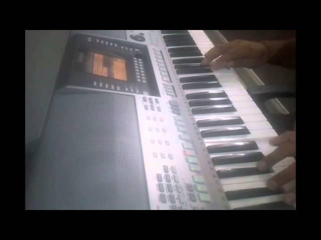 Do Pal Ruka VeerZara on Yamaha Keyboard S910 Piano