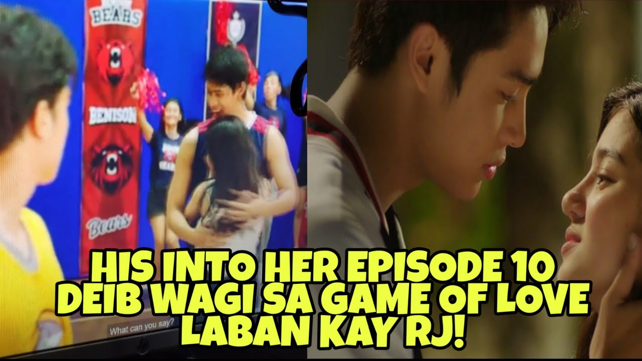 Download DONBELLE HES INTO HER EPISODE 10 DEIB WAGI SA GAME OF LOVE 😍