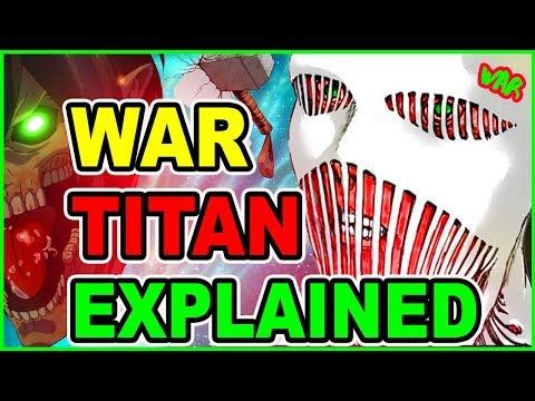 Who Is FINAL TITAN? WarHammer Titan Explained | Attack On Titan Season 4