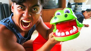Crocodile Dentist Challenge