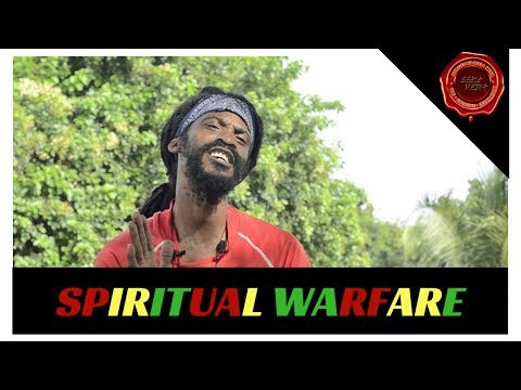 RASTA MAN EXPLAINS | WE ARE HAVING A SPIRITUAL WARFARE RIGHT NOW AND YOU DON'T EVEN KNOW