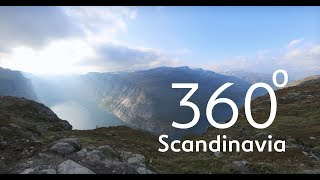 Scandinavian Wonders: A 360 View of Scandinavia thumbnail