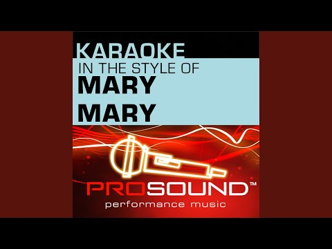 Shackles (Praise You) (Karaoke Instrumental Track) (In the style of Mary Mary)