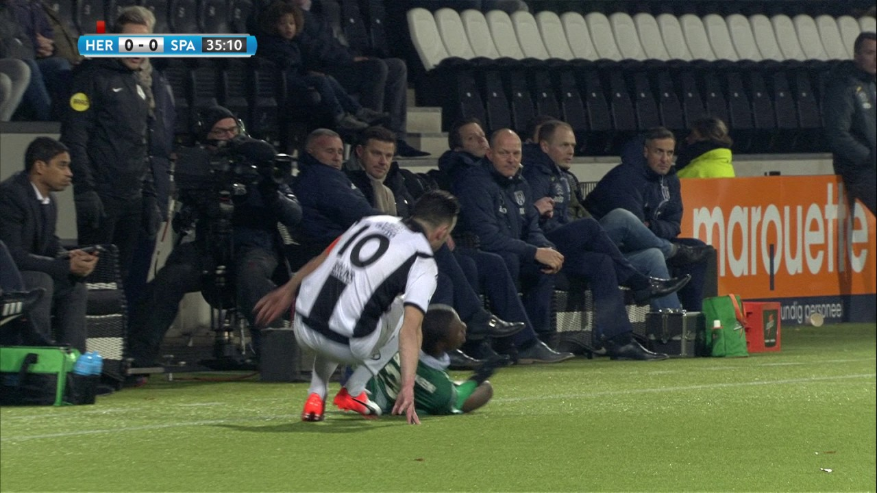 Heracles Almelo - Sparta Rotterdam 0-3 KNVB Beker | 15-12-2016 | Samenvatting