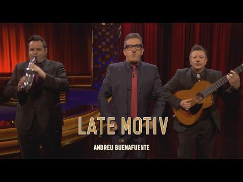 """LATE MOTIV - Monólogo de Andreu Buenafuente. """"Los pachachos de la Gürtel""""   #LateMotiv210"""