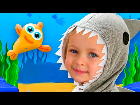 kids-song-baby-shark-by-maya-and-mary