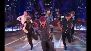 Ariana Greenblatt & Artyon Celestine - Dancing With The Stars Juniors (DWTS Juniors) Episode 4
