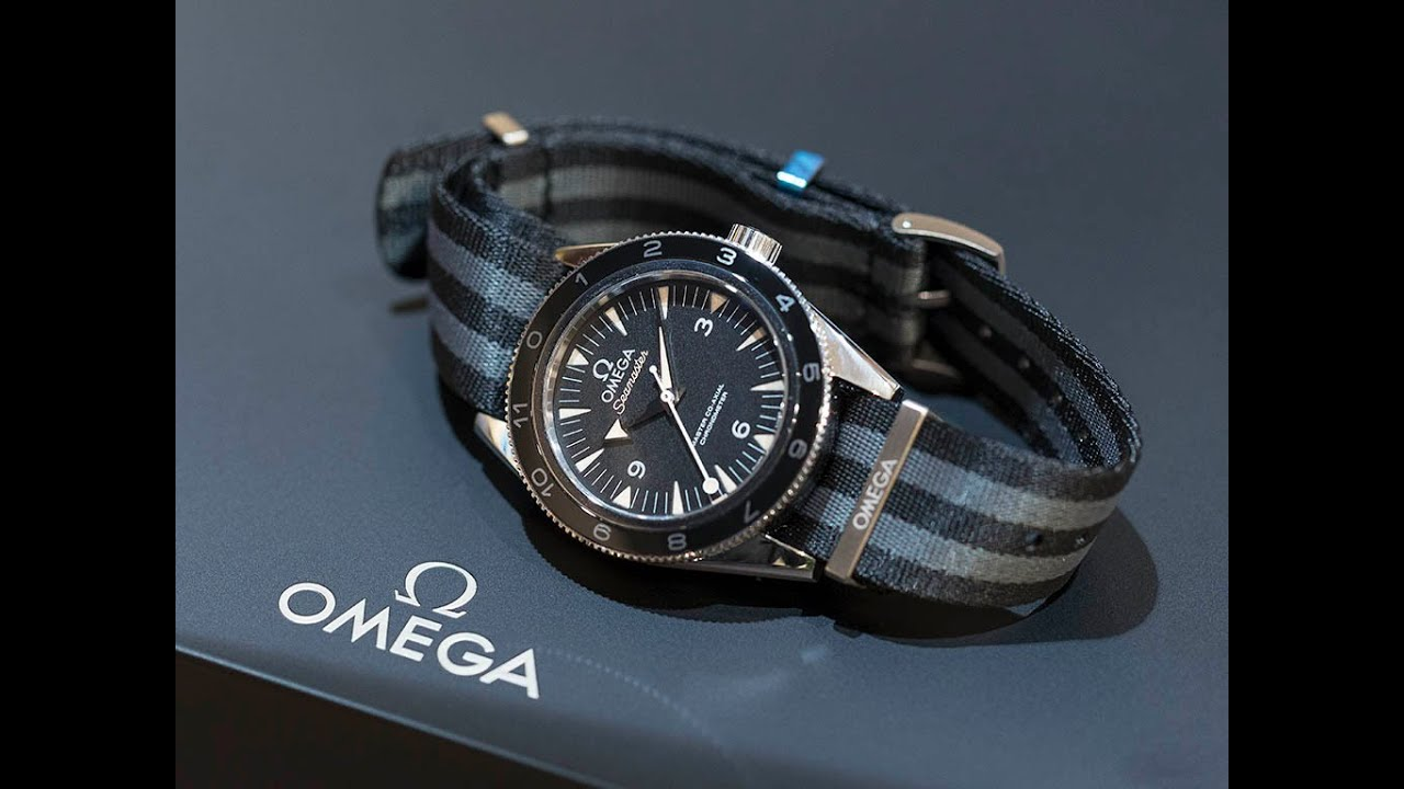 305797c15a5 Hands On  Omega SeaMaster Spectre Limited Edition 233.32.41.21.01.001
