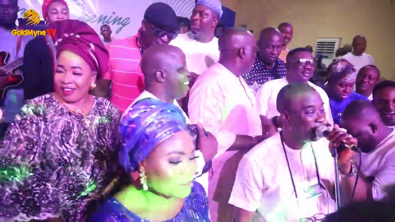 A DAY OF HONOR FOR MURPHY ADEKOYA AS HE UNVEILS MULTI MILLION NAIRA WOSAM ARENA WITH K1 DE ULTIMATE